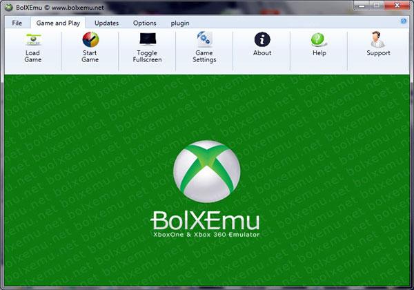 Xbox 360 Emulator - BolXEmu