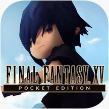 FINALFANTASY XV POCKET EDITION iOS